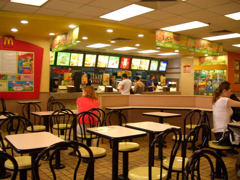 Evaluating for a Fast Food Restaurant