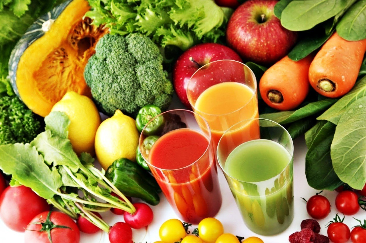 Some Great Recipes For Juicing