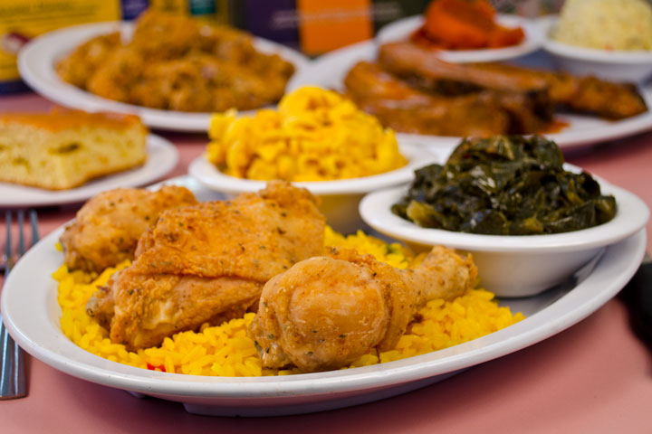 Soul Food Restaurant – Serving Up a Taste of Home Cooking