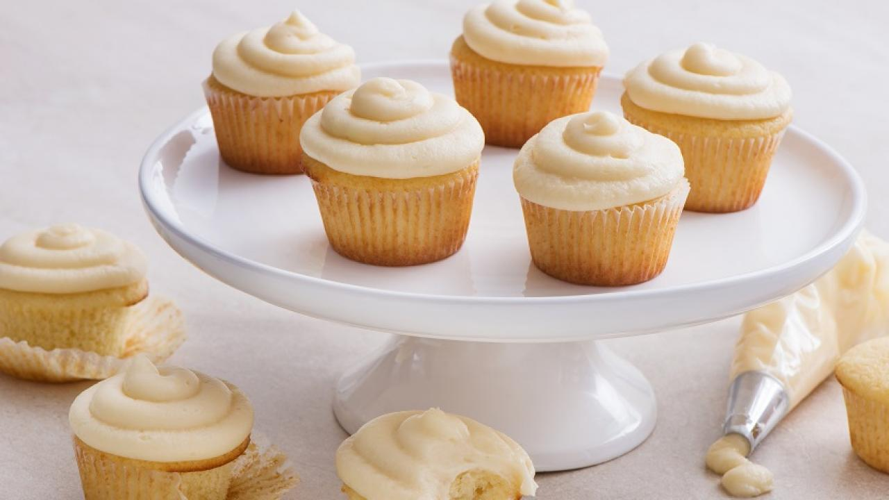 The Best Cupcake Recipe is From Magnolia Bakery