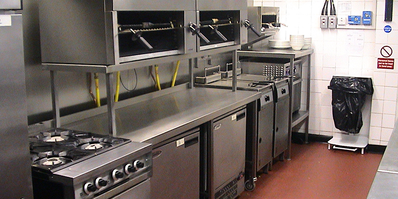 When Choosing Your Catering Equipment Supplier