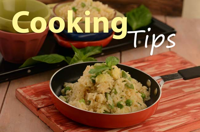 Cooking Tips To Help You In The Kitchen