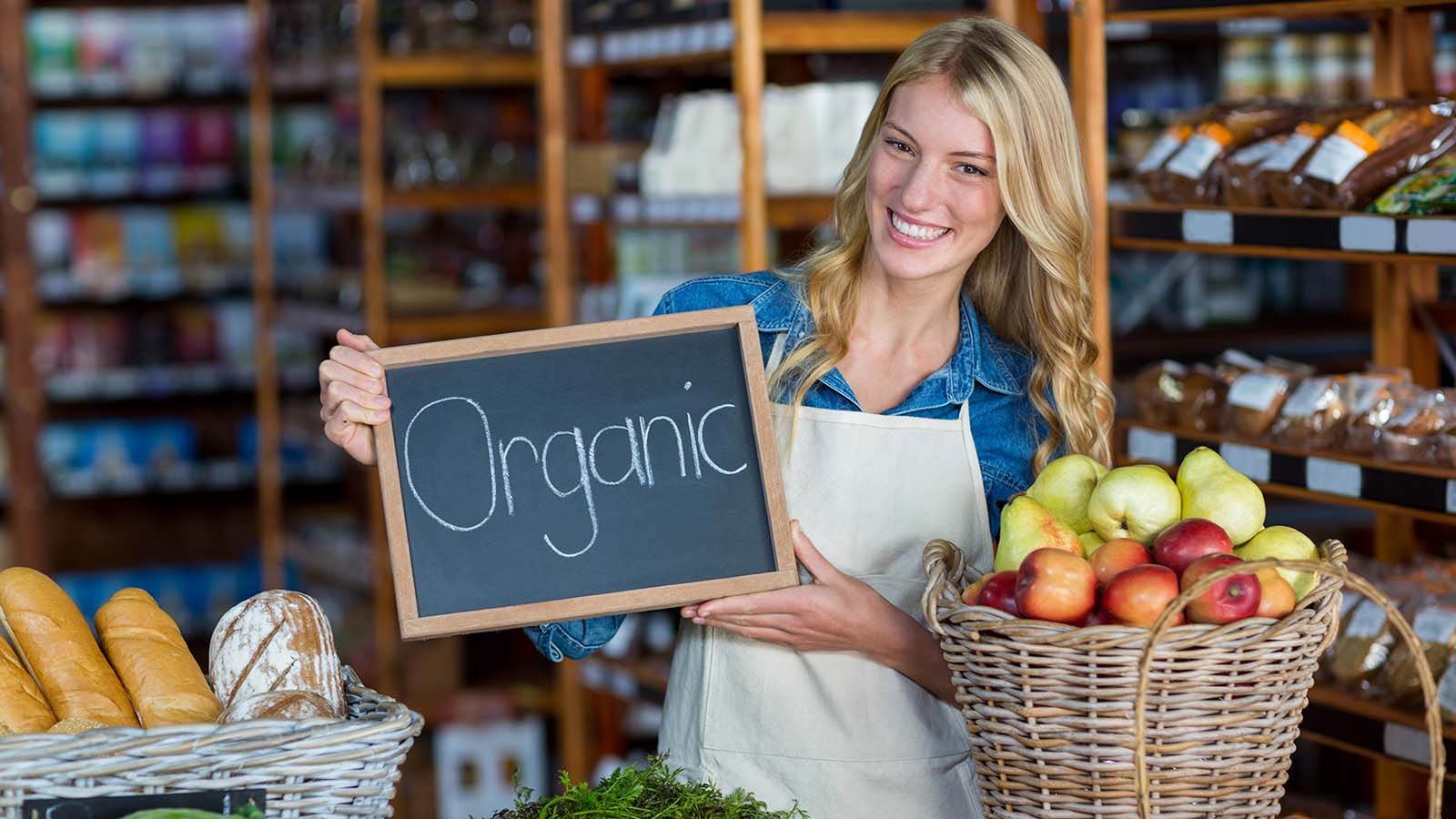 Transform Your Lifestyle with Healthy Organic Food